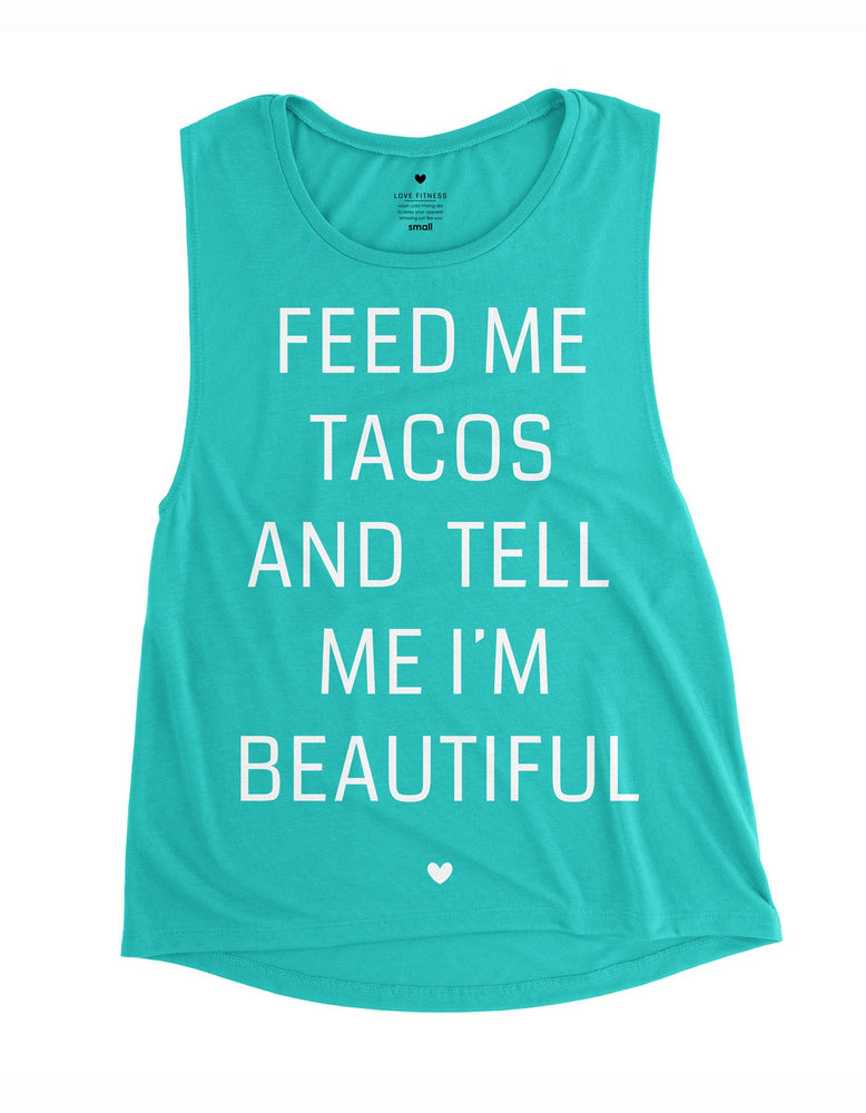 Taco lover - Muscle Tank