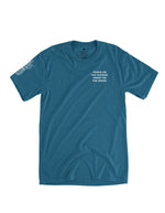 Fierce & Sweet Tee - Triblend Teal