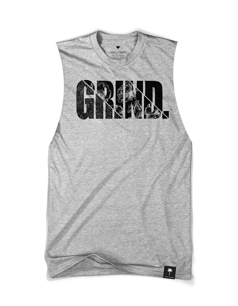 Grind. Muscle Tank
