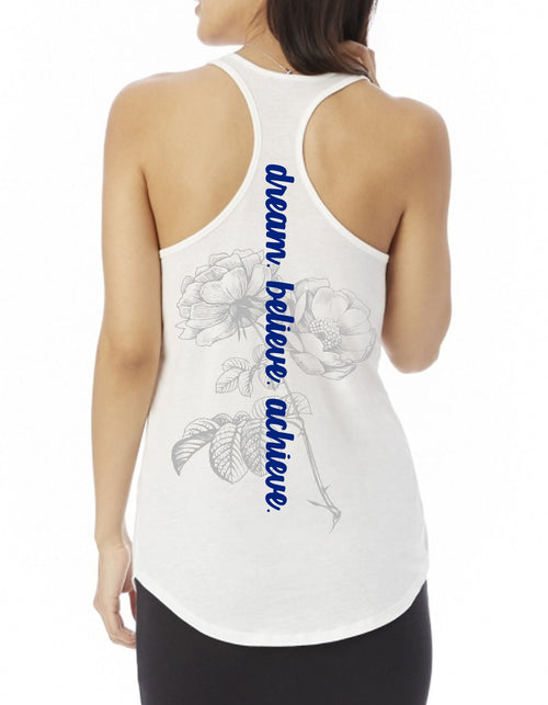 Hawaii | Dream. Believe. Achieve. Tank | LIMITED EDITION