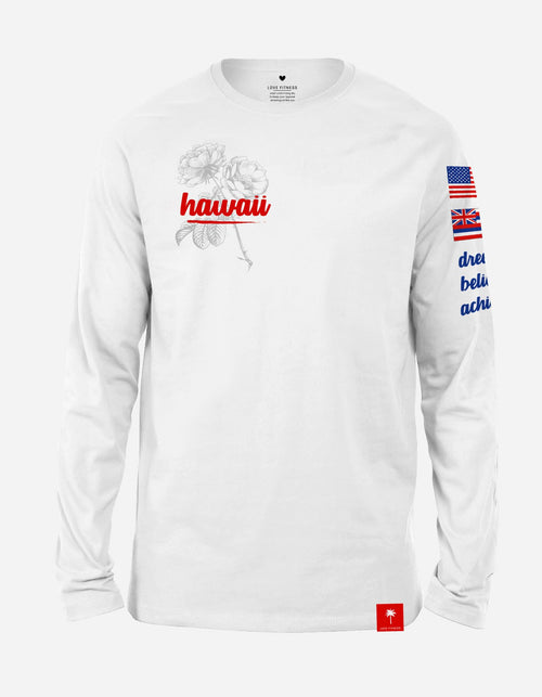 Dream. Believe. Achieve. Long Sleeve | Hawaii | Limited Edition
