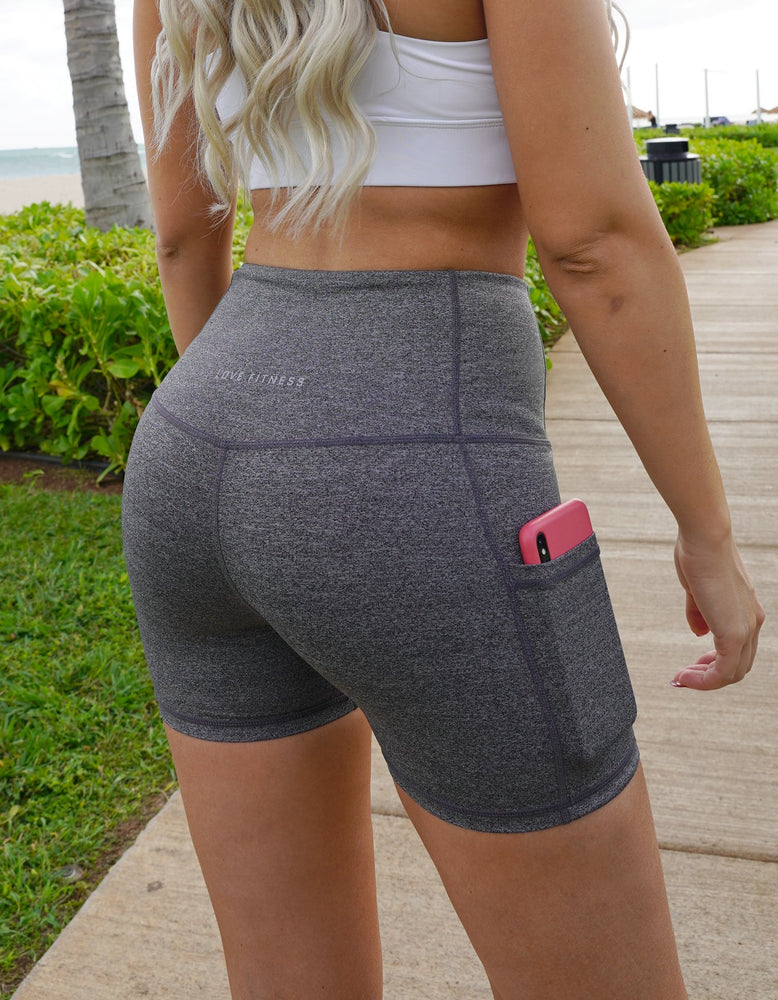 Luxe Elite Pocket Shorts