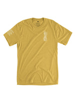Pineapple Logo Tee - Honey