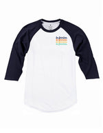 Retro Be Fearless Raglan
