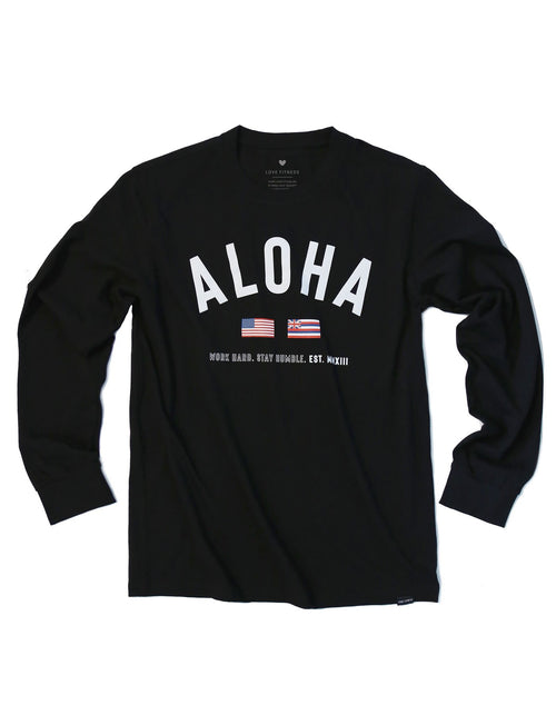 State of Aloha - Long Sleeve