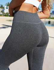 love fitness urban seamless leggings dark grey leggings