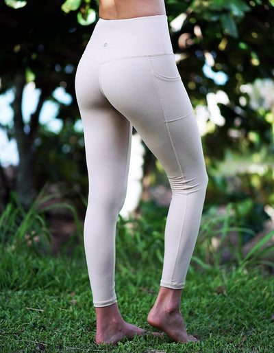 Koalani - Terra Sand Pocket Leggings