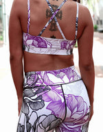 Koalani - Purple Rose Sports Bra