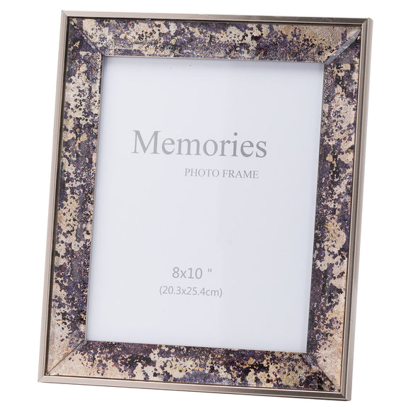 Christine's Bronze Foil Metallic Photo Frame - 8X10