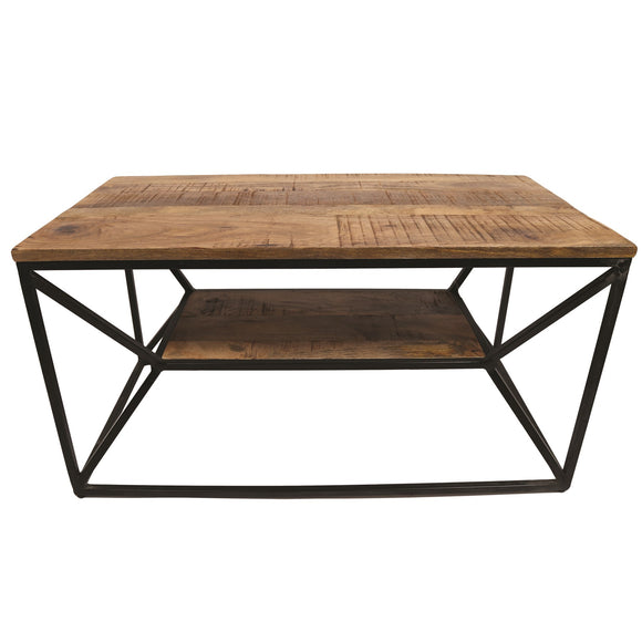 Soho Mango Wood Coffee Table