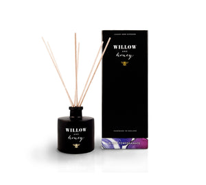 Willow & Honey Reed Diffuser - Black Pomegranate 200ml