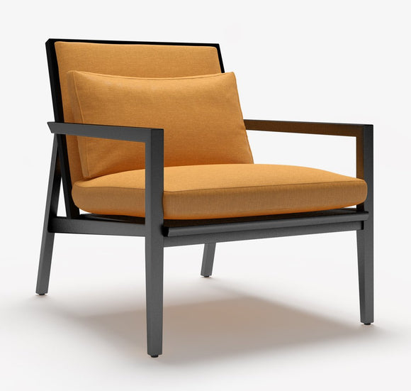 Shimla Armchair - Orange