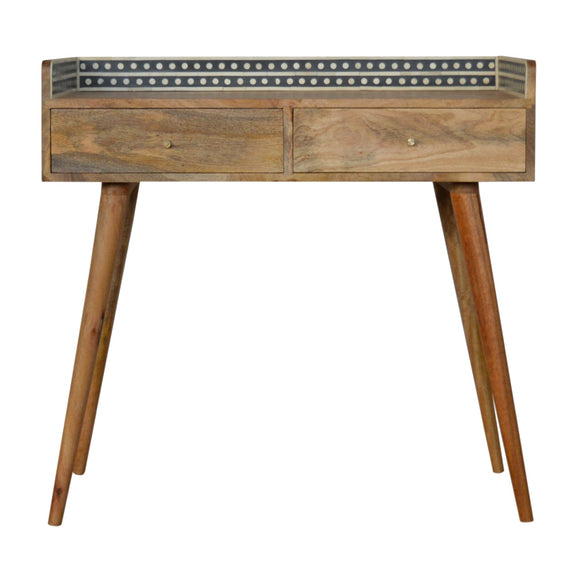 Merida Solid Wood Console Table