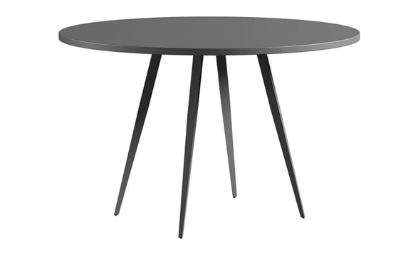 The Lola Dining Table - Dark Grey