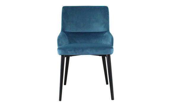Venti Teal Dining Chairs - Set of 2