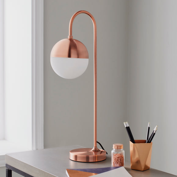 NH Mayfair Table Lamp - Rose Gold