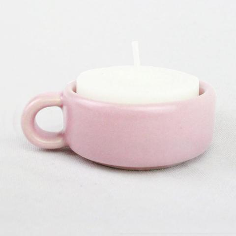 Fika Pink - Tealight Holder