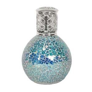 Hot Stone Fragrance Lamp - Aqua Blue