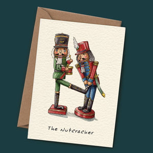 Nutcracker By Bewilderbeest