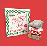 Pizza Socks Gift Set