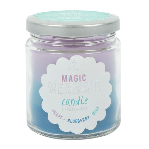 Magic Mermaid Candle - Fruity