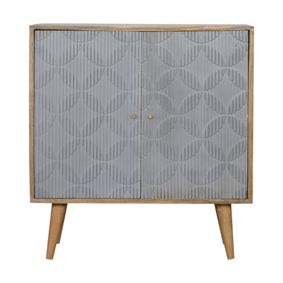 Art Deco Geo 2 Door Sideboard