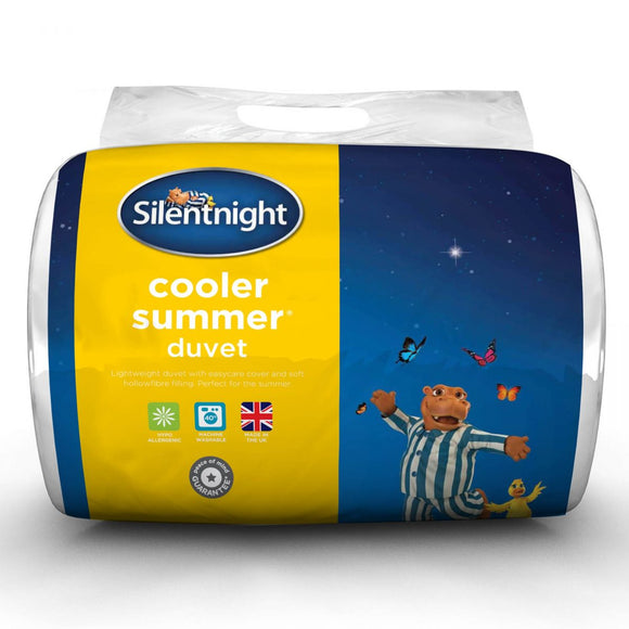 Silentnight Cooler Summer Duvet – 4.5 Tog
