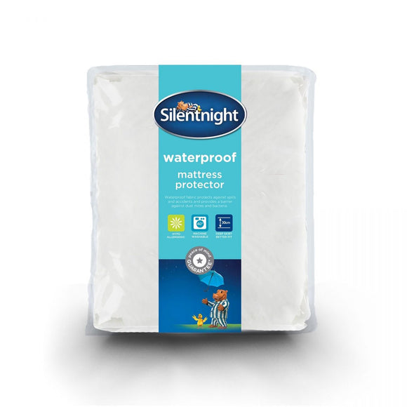 Silentnight Premium Waterproof Mattress Protector
