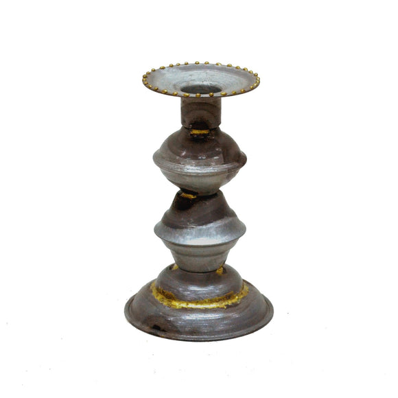 Vela Tapered Candle Holder - Handmade