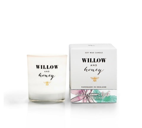 Willow & Honey Candle - Himalayan Cedar & Jasmine 60g