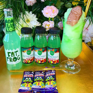 Fat Frog Daiquiri 🐸 Cocktail Set