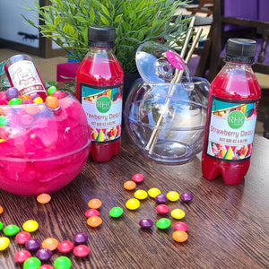 STRAWBERRY SKITTLE BOMB