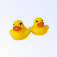 Load image into Gallery viewer, 2 yellow Ducks !