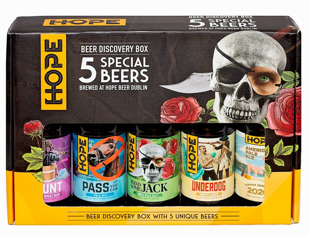 Hope Beer Discovery Box
