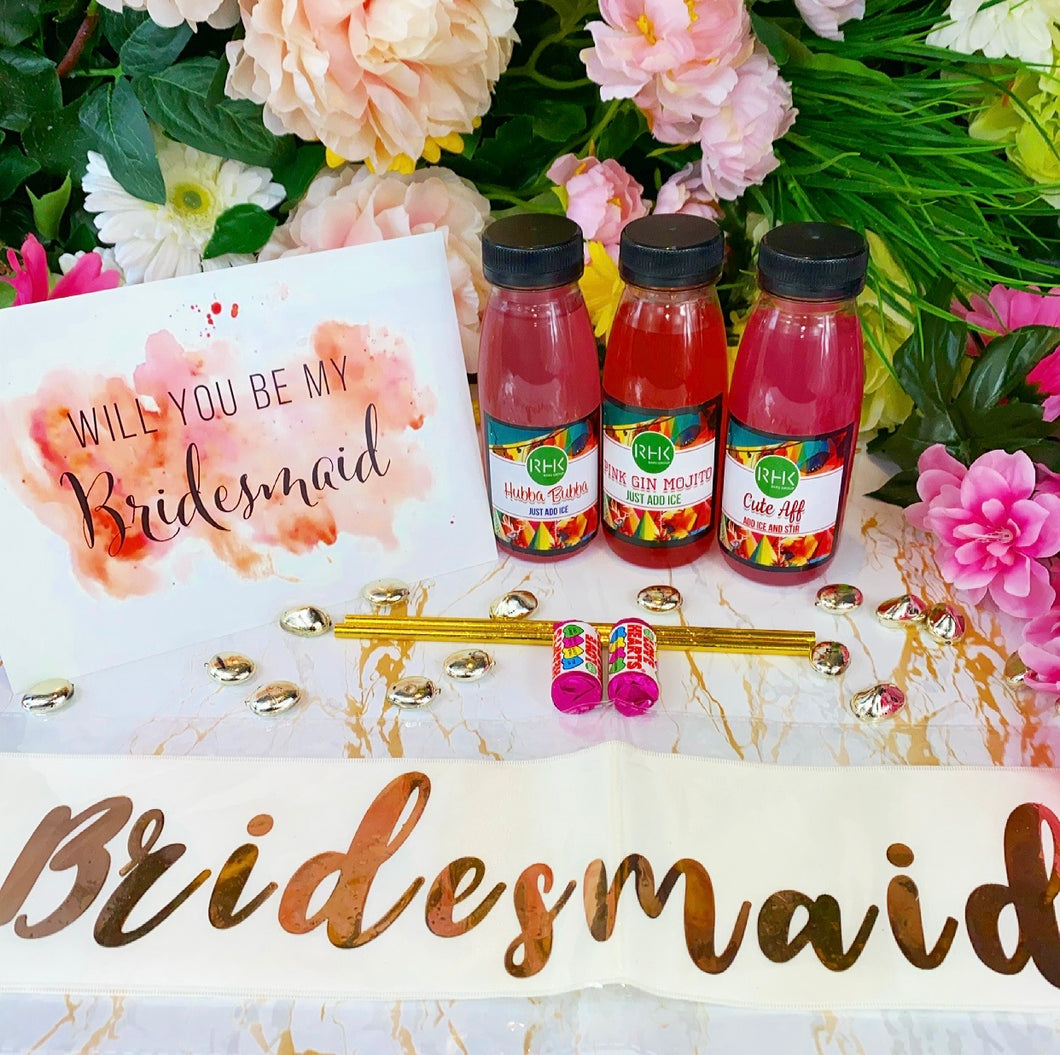 Be my Bridesmaid