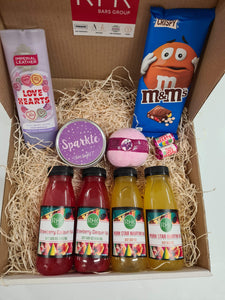Non Alcoholic Pamper me box! (Mocktail)
