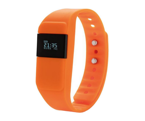 Basic Fitness Tracker - orange