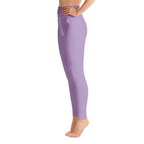 Fitness Leggings - lila