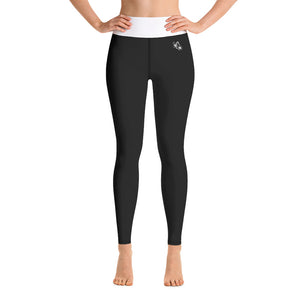 Fitness Leggings - schwarz