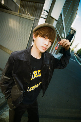 [1/11(月)21:00-]9090 Original Corduroy Jacket(ブルー)【original】