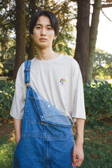 [8/22(Sat)21:00- ] 9090 Original Ruler's Pizza Tee(sand)【original】
