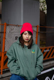 [1/11(月)21:00-]9090 × minagi Don't Butter Up Hoodie(くすみミント)【original】