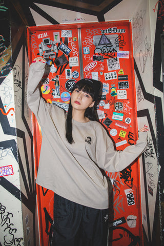 Pretty Girl long T(sand)【original】