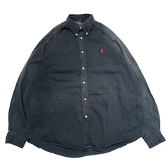 Ralph black shirt 【used】