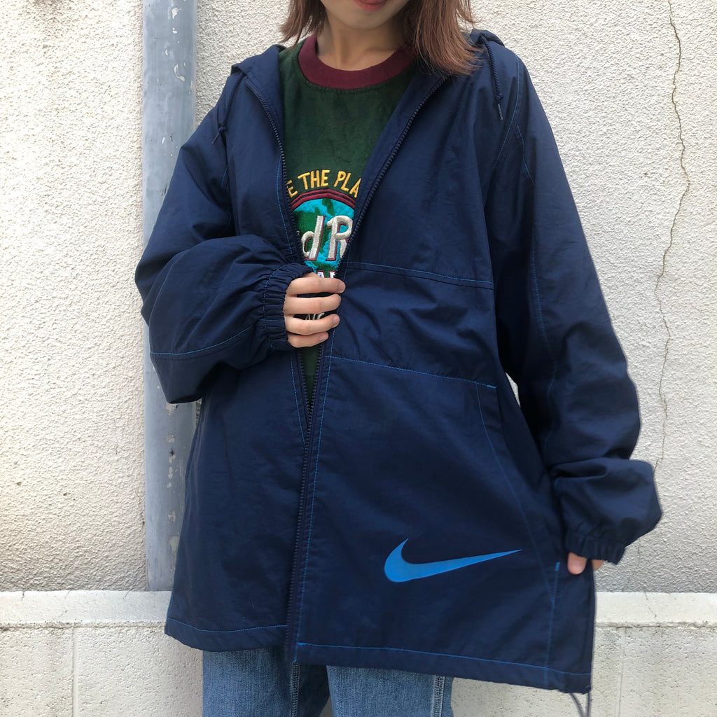 NIKE nylon jacket 【used】
