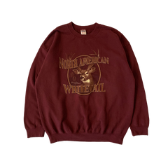 NORTH AMERICAN WHITETAIL Sweat【used】