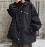 Big coach jacket【select】