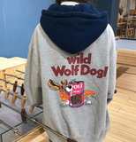 Wild wolf dogl parker【select】