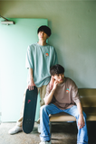 [8/2(sun)21:00- 受注生産]Tapioca original body T (light blue)【original】