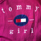 Tommy girl sweat【used】